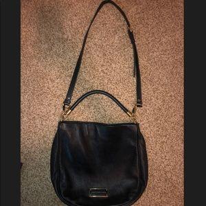 Marc Jacobs Black Shoulder Bag/ Crossbody